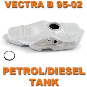VAUXHALL VECTRA B 95-02 PETROL & DIESEL INJECTION FUEL TANK BRAND NEW