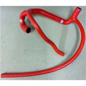 Land Rover Discovery 300 TDI Bottom Radiator Hose Red 1994-1998 ESR3296
