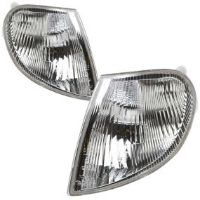 Citroen Berlingo Mk1 1996-2002 Front Indicators Clear 1 Pair O/S & N/S