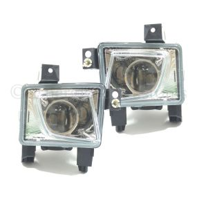 Vauxhall Vectra Mk3 6/2002-2005 Front Fog Light Lamps 1 Pair O/S & N/S
