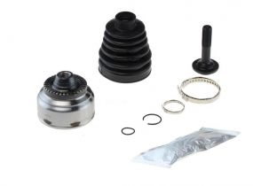 BMW 5 Series F10 xDrive 2010-2016 Front Axle Outer CV Joint Boot Kit