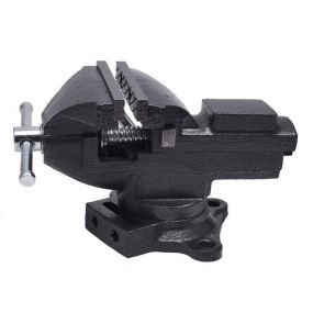 Amtech New 85mm Swivel Vice With Quick Release Jaw And Anvil Workshop Tool DIY