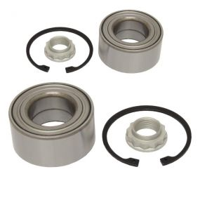BMW 1 Series E81, E87, E88, E82 2006-2013 Rear Wheel Bearing Kits Pair