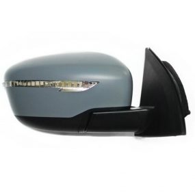 Nissan Qashqai MK2 2013-2020 Electric Door Wing Mirror Primed Right Side