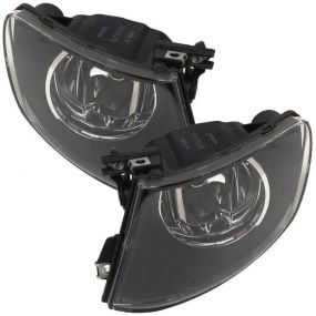 BMW 3 Series (E90/91/92/93) 9/2006 Front Fog Light Lamps 1 Pair O/S & N/S