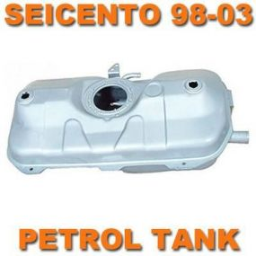 Fiat Seicento All Models (1998-2003) Petrol Injection Fuel Tank Brand New