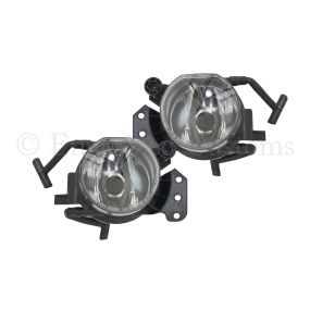 BMW 3 Series (E90/91/92/93) 10/2008-5/2012 Front Fog Light Lamps 1 Pair O/S & N/S