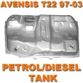 Toyota Avensis T22 1997-2003 Petrol & Diesel Injection Fuel Tank Brand New