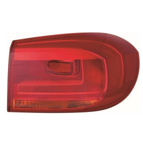 VW TIGUAN 2011-2016 REAR TAIL LIGHT DRIVERS SIDE RIGHT O/S
