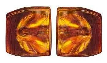 Land Rover Discovery 1994-1998 Front Indicators Amber 1 Pair O/S & N/S