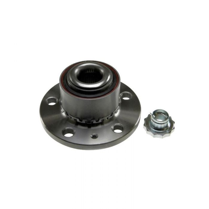 VW Polo Mk5 9N 2002-2009 Front Hub Wheel Bearing Kit With ABS