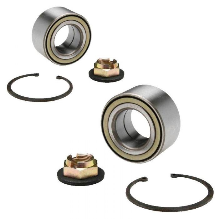 Ford Tourneo Connect 2002-2013 Front Hub Wheel Bearing Kits Pair