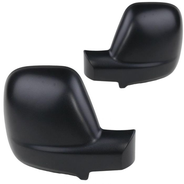 Toyota Proace 2016-2021 Black Door Wing Mirror Covers Pair Left & Right